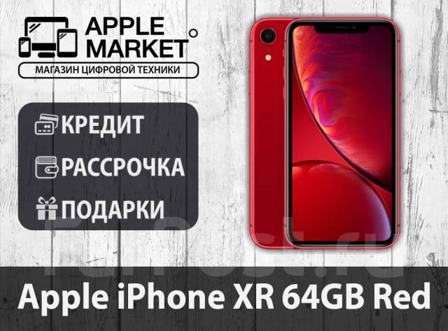 85a5f06f116dd Смартфон Apple iPhone XR 64GB Red 2 Sim от магазина Apple Market ...