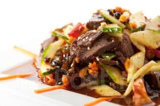 50% скидка на блюда китайской кухни