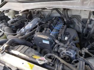 Двигатель в сборе. Toyota Noah