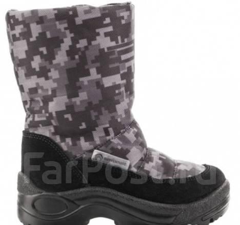 5fe532460 Сапоги зимние для мальчиков outventure Mike 28 - Детская обувь в ...