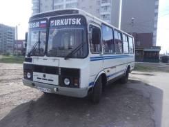 ПАЗ 3205. Продам автобус ПАЗ, 23 места, С маршрутом, работой