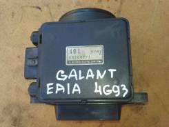 Датчик расхода воздуха. Mitsubishi Galant, EA1A Двигатель 4G93