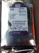 Жесткие диски. 6 000Гб, интерфейс SATA