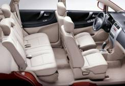 Suzuki Liana. Без водителя