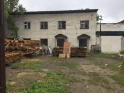 Продам производственную базу в п. Приамурский и земельный участок. Улица Островского 14, р-н Краснофлотский, 590,0кв.м.