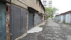 Боксы гаражные. улица Станюковича 28а, р-н Эгершельд, 21кв.м., электричество, подвал.