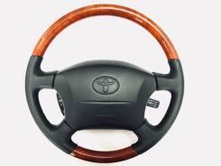 Руль. Toyota: Crown, Land Cruiser, Land Cruiser Cygnus, Celsior, Land Cruiser Prado, Progres Lexus LS400, UCF20 Lexus GX470, UZJ120 Lexus LX470, UZJ10...
