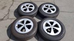 """15317 Toyota Prius летние колеса без пробега. 6.0x15"""" 5x100.00 ET45 ЦО 54,1мм."""