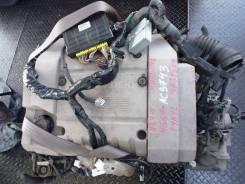 Двигатель в сборе. Mitsubishi: RVR, Legnum, Chariot, Galant, Chariot Grandis, Aspire Двигатель 4G64