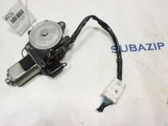 Мотор стеклоподъемника Subaru Forester, левый передний