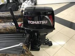 Tohatsu. 2-тактный, бензиновый, нога S (381 мм), 2018 год год