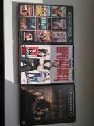 Коллекция DVD дисков. Торги с 1 рубля.