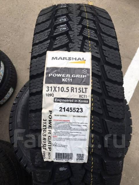 Marshal Power Grip KC11. Зимние, без шипов, 2017 год, без износа, 4 шт