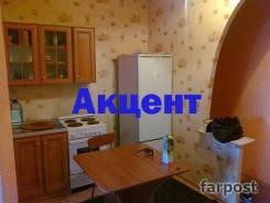 1-комнатная, улица Аллилуева 14. Третья рабочая, агентство, 40кв.м.