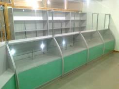 Мебель на заказ для аптек и аптечных киосков в Хабаровске