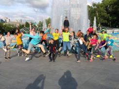 Зумба для взрослых и детей в студии Dance-College!