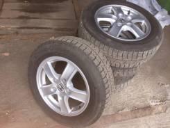 """Продам зимние колеса. x15"""" 5x114.30"""