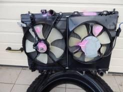Радиатор охлаждения двигателя. Toyota Nadia Toyota Ipsum, CXM10, CXM10G, SXM10, SXM10G, SXM15, SXM15G Toyota Picnic, CXM10, CXM10L, SXM10, SXM10L Toyo...
