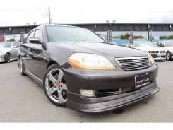 Toyota Mark II. механика, задний, 2.5 (200л.с.), бензин, 67 000тыс. км, б/п, нет птс. Под заказ