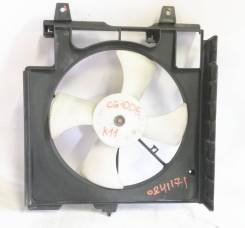 Вентилятор охлаждения радиатора. Nissan March, K11 Двигатель CG10DE
