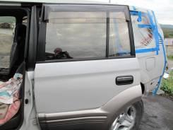 Дверь левая задняя Прадо 95 кузов 2000 г. в.