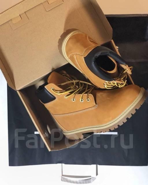 Ботинки тимберленды Urevo by Xiaomi - Обувь во Владивостоке 0c06e5dc2b365