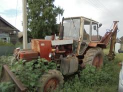 ЮМЗ 6. Трактор, 60,5 л.с.