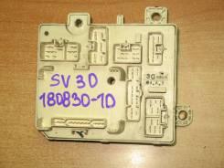 Корпус блока предохранителей салона, Toyota Vista, SV30, 4S-FE, б/у.