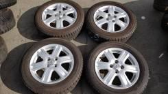 """1574 + 15465 Toyota IQ - комплект колес. 5.0x15"""" 4x100.00 ET45 ЦО 54,1мм."""