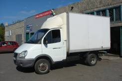 ГАЗ 330200. Продается Газель термобудка, 2 890куб. см., 1 500кг.