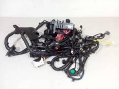 Проводка двс. Hyundai Solaris, HCR Двигатели: G4FC, G4LC