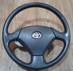 Руль. Toyota Vista Ardeo, SV50G, AZV55G, ZZV50G, SV55G, AZV50G Toyota Vista, AZV50, ZZV50, SV50, AZV55, SV55 Двигатели: 3SFSE, 1AZFSE, 1ZZFE, 3SFE