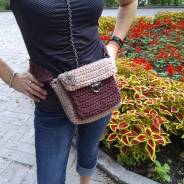 Продам вязанные сумки ручной работы