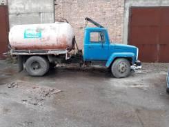 ГАЗ 3307. Ассенизатор Газ 3307, 4 250куб. см.