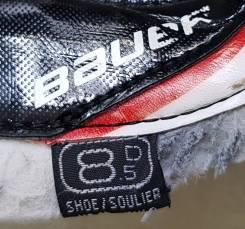 Продам коньки Bauer Vapor X500. размер: 42, хоккейные коньки