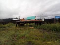 Кзап. Продаю прицеп (самосвал, приспособлен для перевозки леса - коньки), 11 500кг.