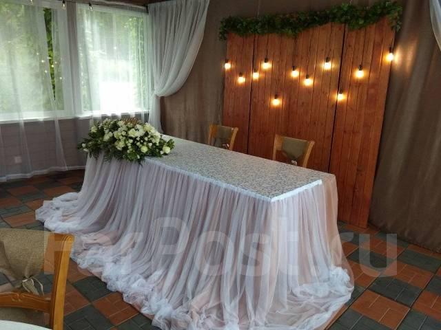 Свадьба, оформление банкета, декор бокалов, украшение на машину