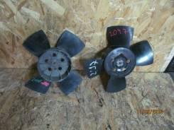Вентилятор охлаждения радиатора. Лада 2107, 2107