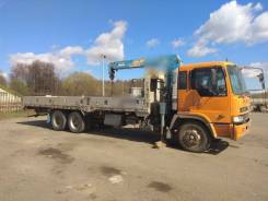 Hino Profia. Продам грузовик с монипулятором, 17 500куб. см., 10 600кг.
