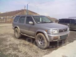 Nissan Terrano. автомат, 4wd, 3.2 (150л.с.), дизель, 220 000тыс. км, нет птс