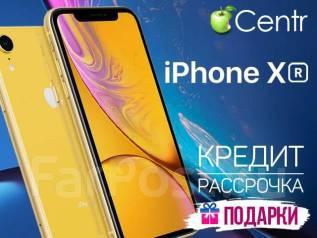 Apple iPhone Xr. Новый, 64 Гб, Белый, Желтый, Красный, Серебристый, Синий, Черный, 3G, 4G LTE, Dual-SIM, Защищенный