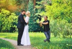 Видеосъёмка Видеограф Видеооператор на свадьбу