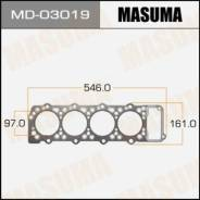 Прокладка головки блока цилиндров. Mitsubishi: 1/2T Truck, L200, Pajero, Delica, Nativa, Montero Sport, Montero, Challenger, Pajero Sport Двигатель 4M...
