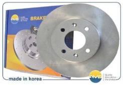 Диск тормозной Hyundai Accent 05-/i20 08-/KIA RIO II 05- передний вент