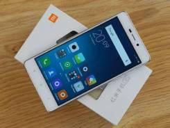 Xiaomi Redmi 3S. Б/у, 16 Гб, Серебристый, 3G, 4G LTE