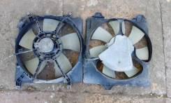 Вентилятор охлаждения радиатора. Toyota RAV4, ACA20, ACA20W, ACA21, ACA21W, ZCA25, ZCA25W, ZCA26, ZCA26W Двигатели: 1AZFE, 1AZFSE, 1ZZFE