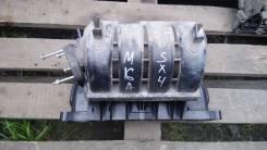 Коллектор впускной. Suzuki SX4 Двигатель M16A