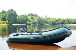 Ремонт надувных лодок ПВХ