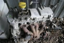 Двигатель в сборе. Renault Logan, LS0G/LS12 Двигатели: K7J, K7M