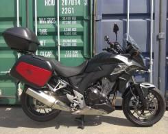 Honda 400XA. 400куб. см., исправен, птс, без пробега